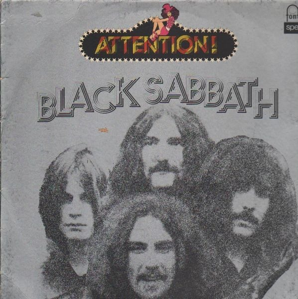 #<Artist:0x007f276255ac18> - Attention! Black Sabbath! Vol. 1