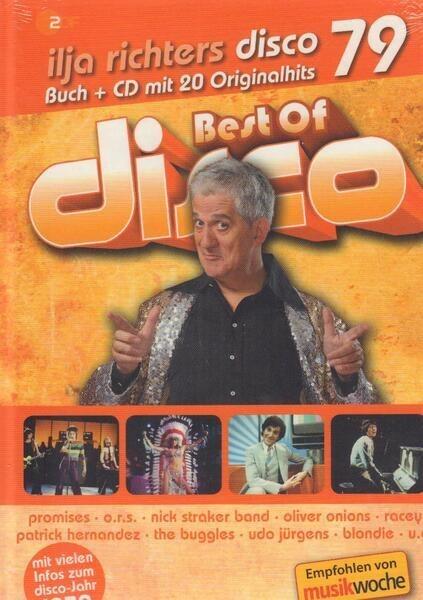 #<Artist:0x00007fd8da2a2c58> - Best Of Disco - Ilja Richters Disco 79