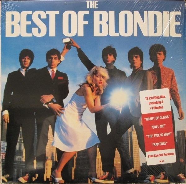 #<Artist:0x00007f5a8def5508> - The Best Of Blondie