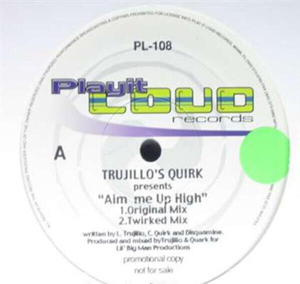 BLU SOL TRIO - Trujillo's Quirk Presents Aim Me Up High - Maxi x 1