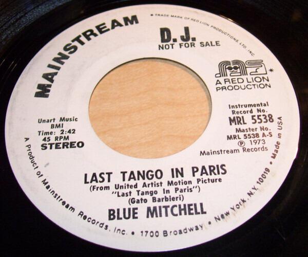 #<Artist:0x000000079e3700> - Last Tango In Paris