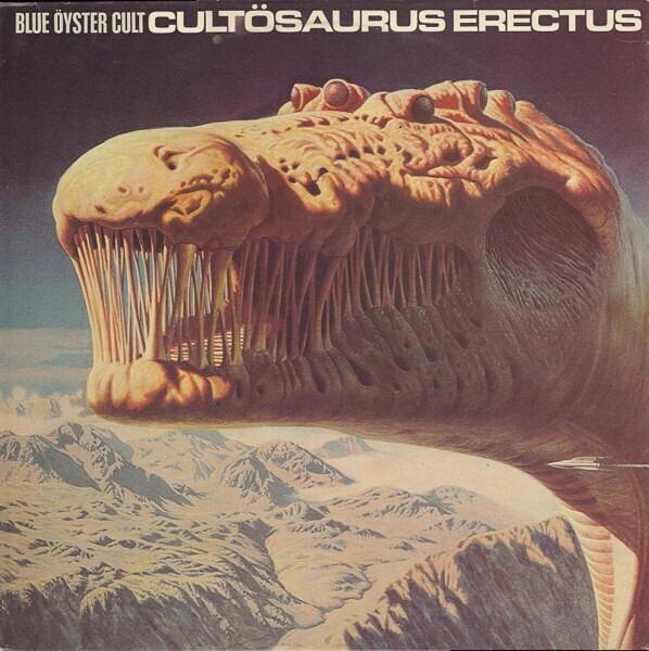 #<Artist:0x007f6cf8c8b3a8> - Cultosaurus Erectus