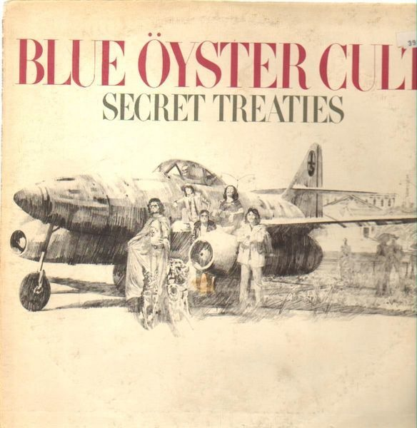 #<Artist:0x007f985f1c6e80> - Secret Treaties