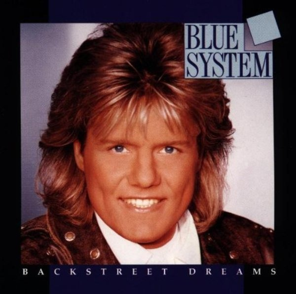 BLUE SYSTEM - Backstreet Dreams - CD