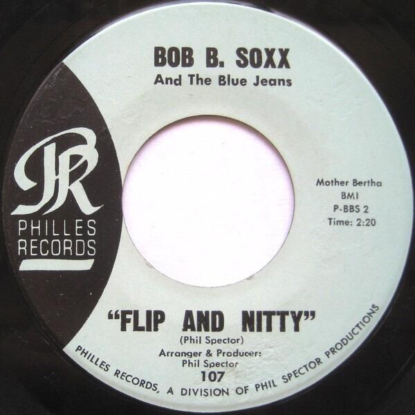 bob b. soxx and the blue jeans zip-a-dee doo-dah