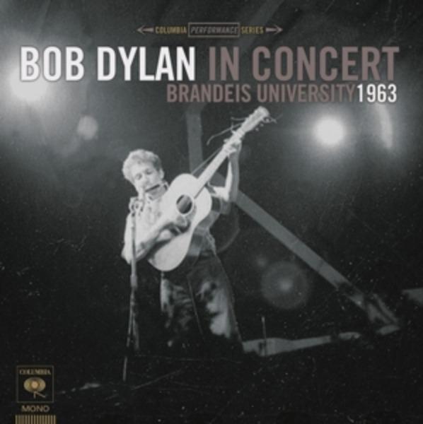 #<Artist:0x00007f4e0eb730a0> - Bob Dylan In Concert: Brandeis University 1963