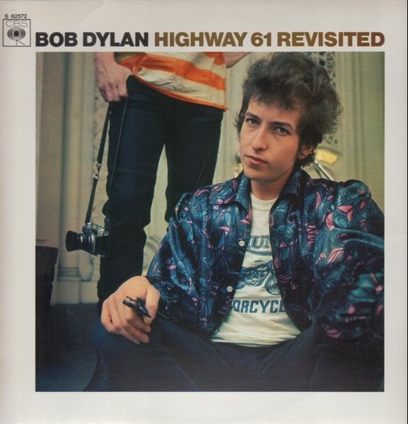#<Artist:0x007f06f9588908> - Highway 61 Revisited