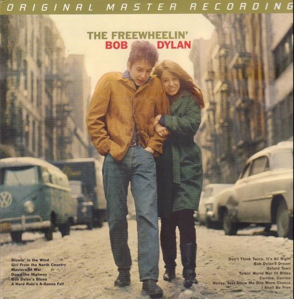 #<Artist:0x000000078e3c38> - The Freewheelin' Bob Dylan