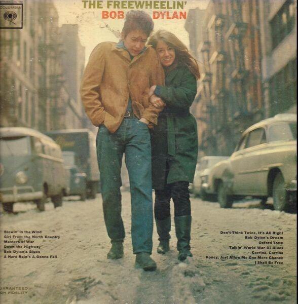 #<Artist:0x00007f3878b66158> - The Freewheelin' Bob Dylan