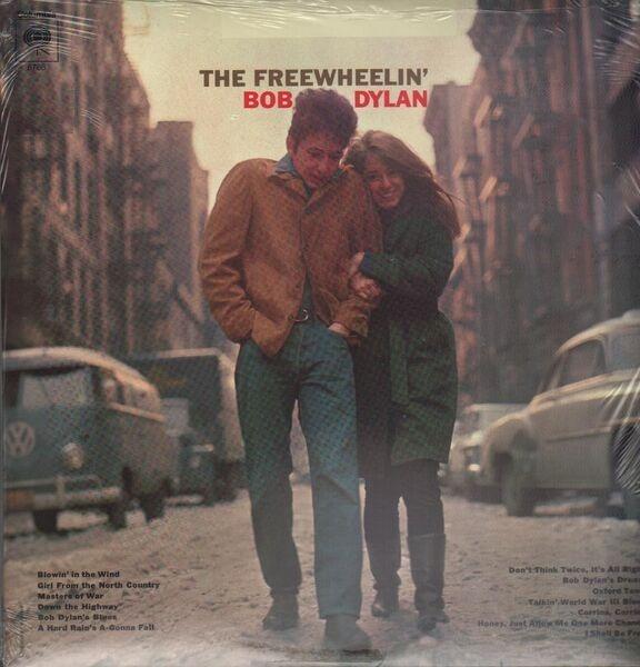 #<Artist:0x007f985e358010> - The Freewheelin' Bob Dylan