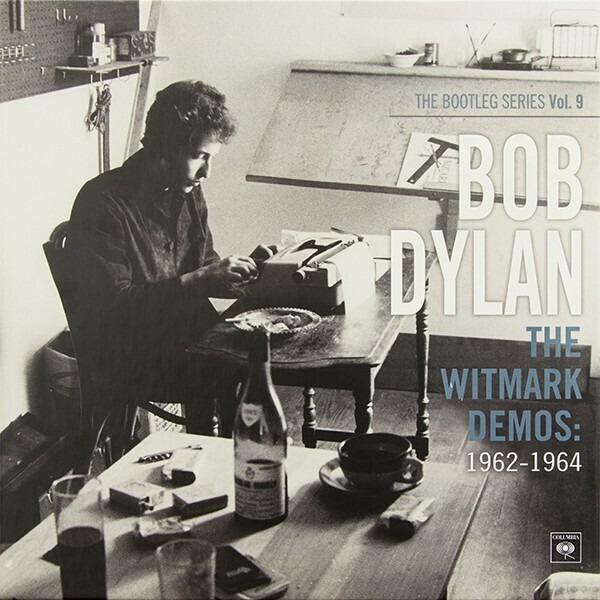 #<Artist:0x007f855156da78> - The Witmark Demos: 1962-1964