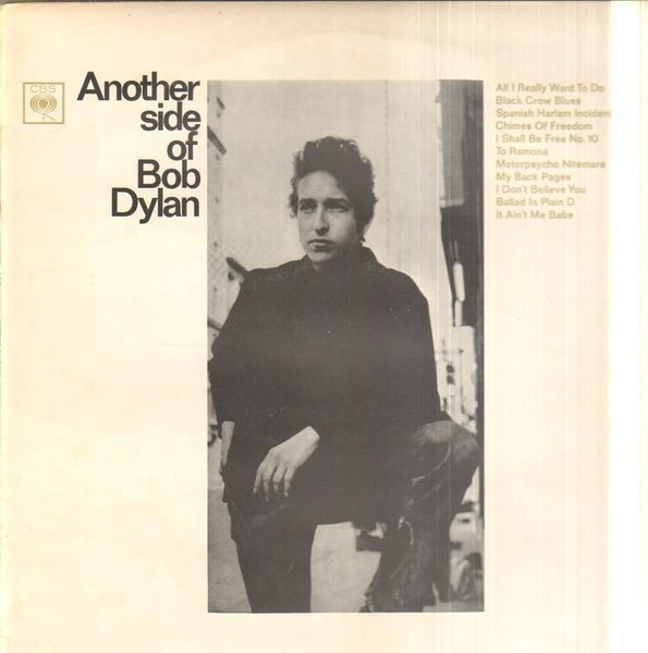 #<Artist:0x00007f4e0cb3c0e8> - Another Side of Bob Dylan
