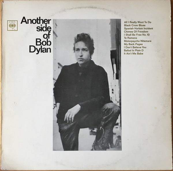 #<Artist:0x007f3ef753af10> - Another Side of Bob Dylan