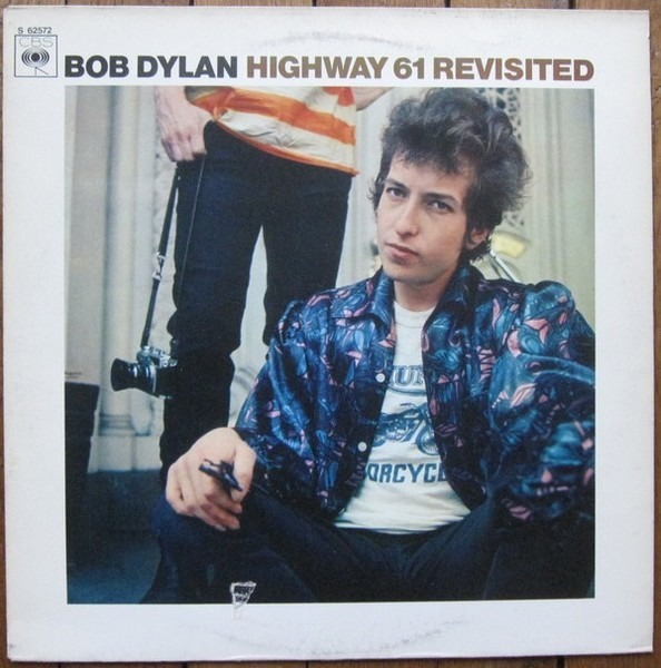 #<Artist:0x00007f8137a81550> - Highway 61 Revisited