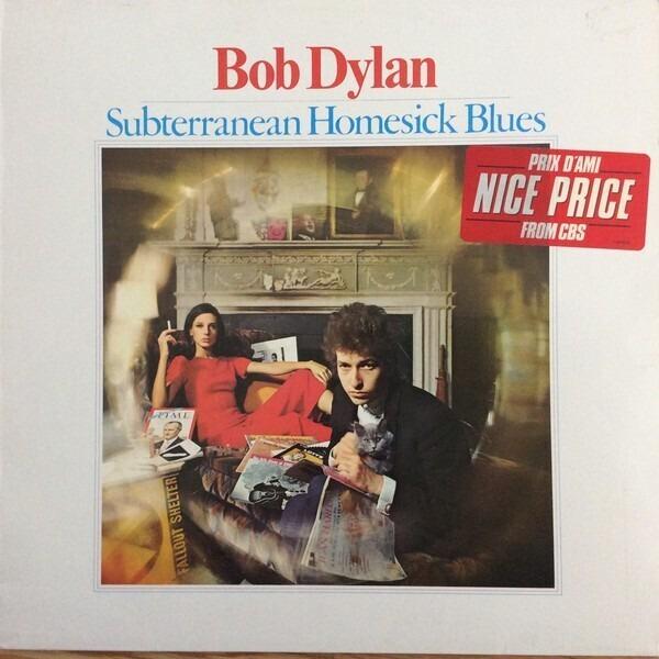 #<Artist:0x007efd47555b18> - Subterranean Homesick Blues