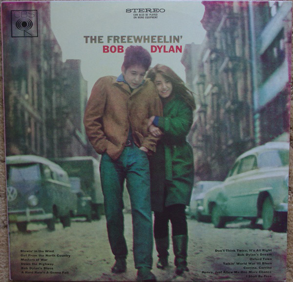 #<Artist:0x007f8b38c94288> - The Freewheelin' Bob Dylan