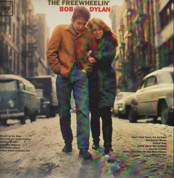 #<Artist:0x007f53f8367b50> - The Freewheelin' Bob Dylan