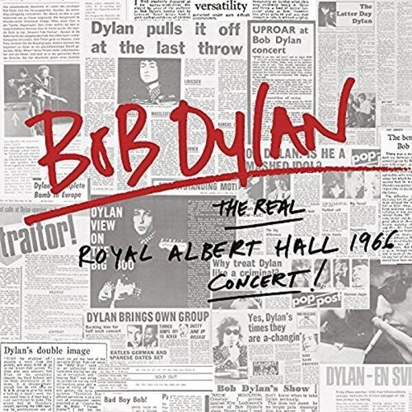 #<Artist:0x007fbfff453960> - The Real Royal Albert Hall 1966 Concert