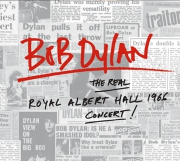 #<Artist:0x00007f69c092e240> - The Real Royal Albert Hall 1966 Concert