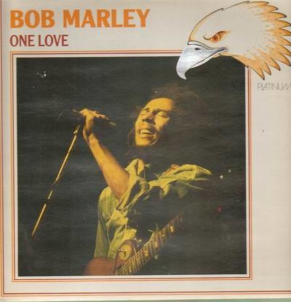 Bob Marley One Love Records LPs Vinyl And CDs