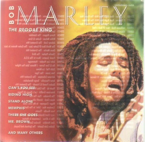 #<Artist:0x007f3583cdf360> - The Reggae King
