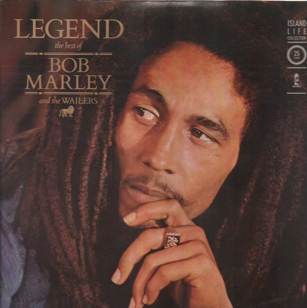 Bob Marley & The Wailers - Legend (island Life Collection)