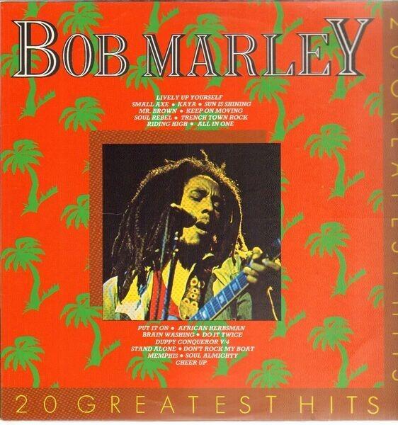 #<Artist:0x007f6408329cb8> - One Love - 20 Greatest Hits