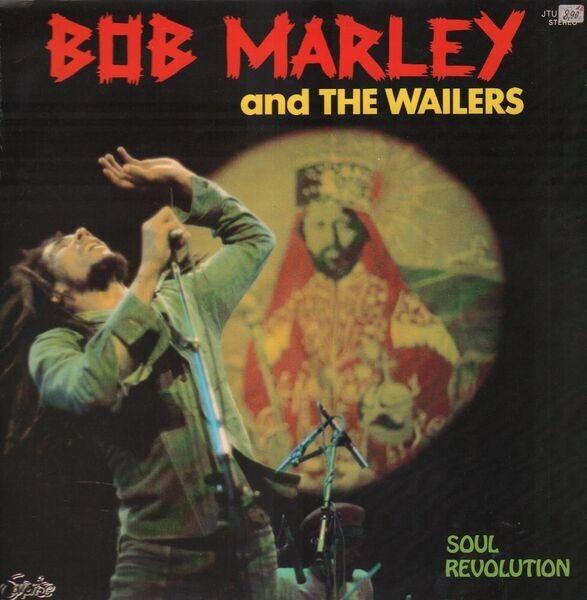 album soul revolution de bob marley amp the wailers sur cdandlp