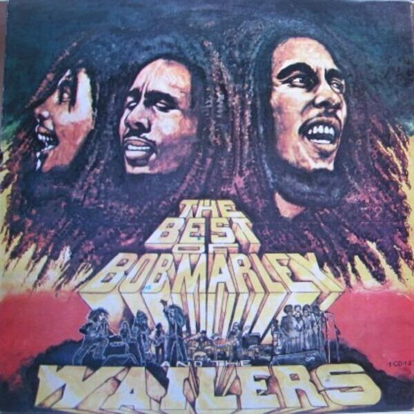 #<Artist:0x007f940aaaab68> - The Best Of Bob Marley & The Wailers