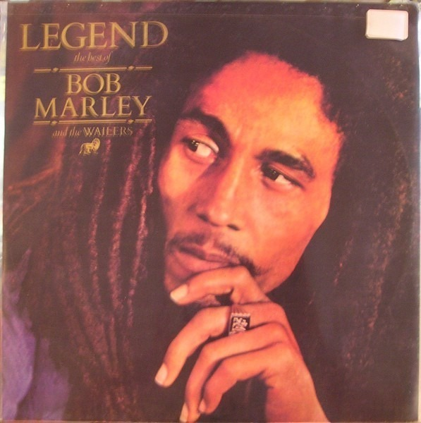 Bob Marley & The Wailers - Legend - The Best Of Bob Marley And The Wailers Record