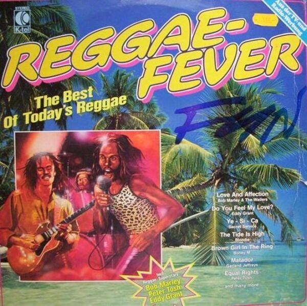#<Artist:0x007f63fdcd0830> - Reggae Fever The Best Of Today's Reggae
