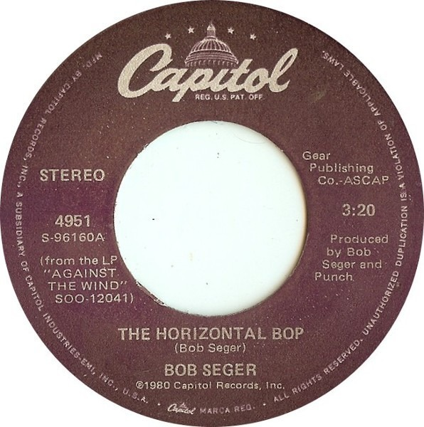 #<Artist:0x0000000005e85dc8> - The Horizontal Bop