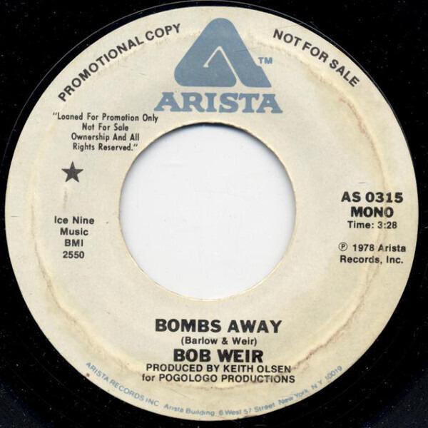 #<Artist:0x00007f4e0dbd7560> - Bombs Away