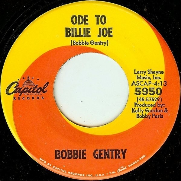 #<Artist:0x007f67030bcf90> - Ode to Billie Joe
