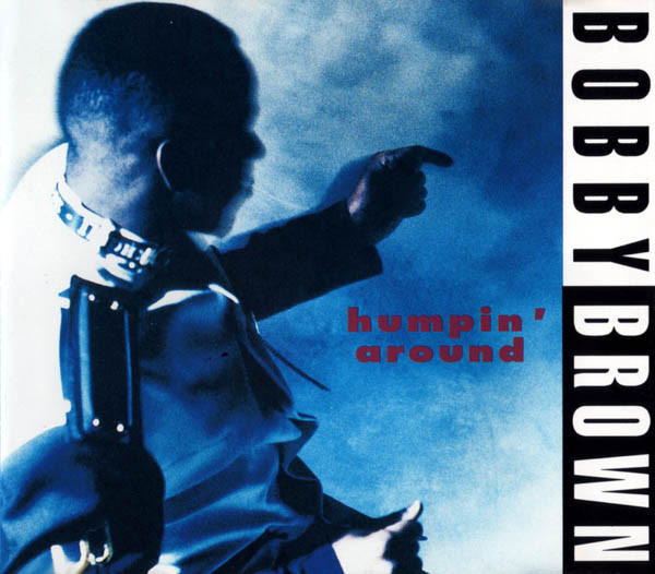 BOBBY BROWN - Humpin' Around - CD Maxi