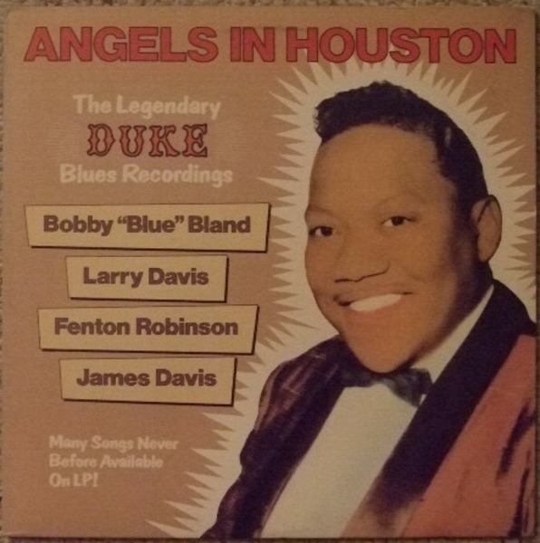 #<Artist:0x007ff4202c9568> - Angels In Houston: The Legendary Duke Blues Recordings