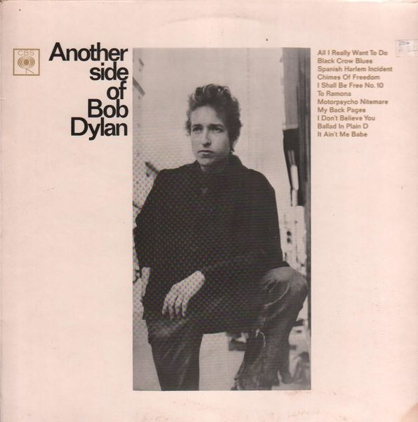 #<Artist:0x007f14aaa84d30> - Another Side of Bob Dylan