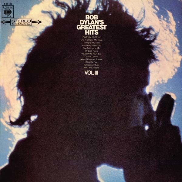 #<Artist:0x007ff79944ec68> - Greatest Hits Vol. III