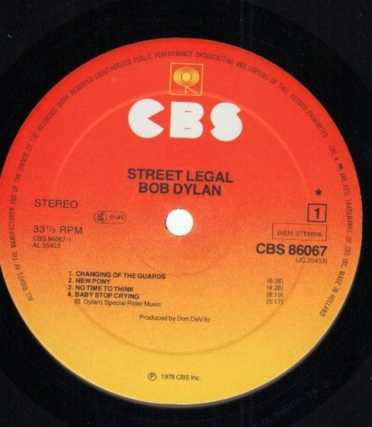 #<Artist:0x00007f387b3c0ba8> - Street Legal