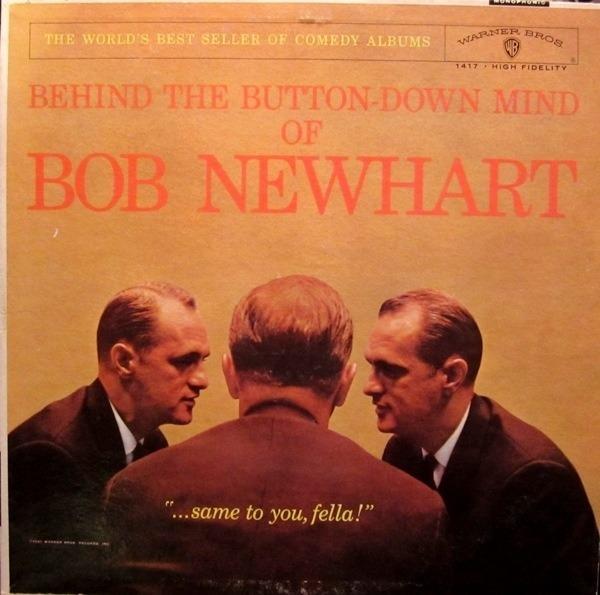 #<Artist:0x007fcf76dfb680> - Behind the Button-Down Mind of Bob Newhart