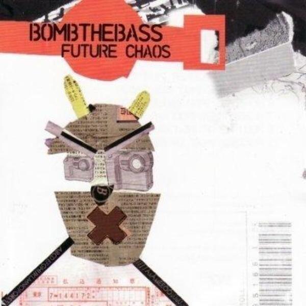 BOMB THE BASS - Future Chaos - CD x 2