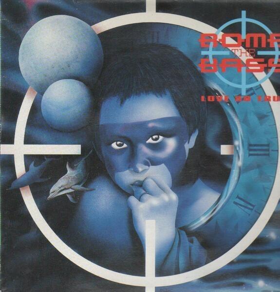 BOMB THE BASS - Love So True - Maxi x 1