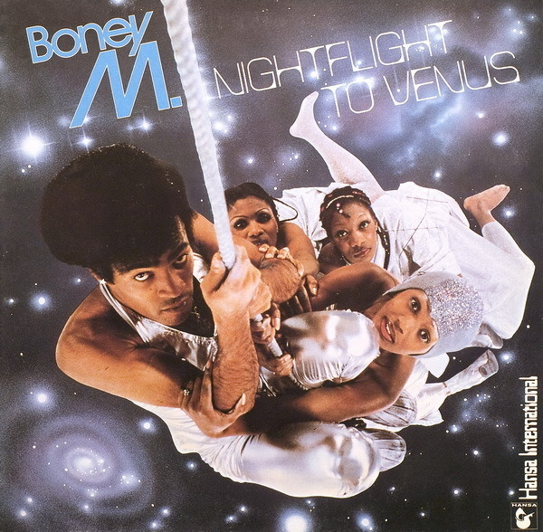 BONEY M. - Nightflight To Venus (GATEFOLD) - 33T