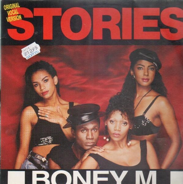 BONEY M. - Stories (Original Vocal Version) - Maxi x 1