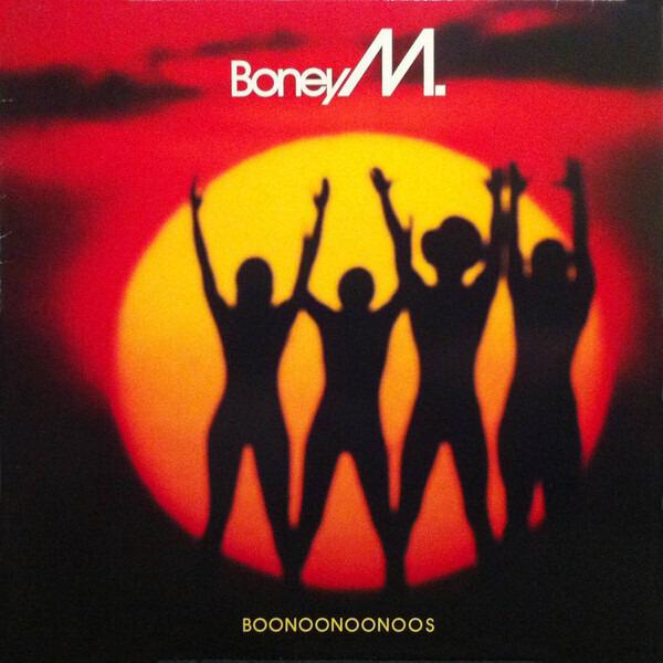 BONEY M. - Boonoonoonoos (HALF SPEED MASTERED) - 33T