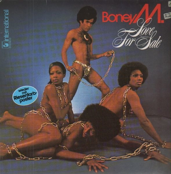 Boney M. Love For Sale