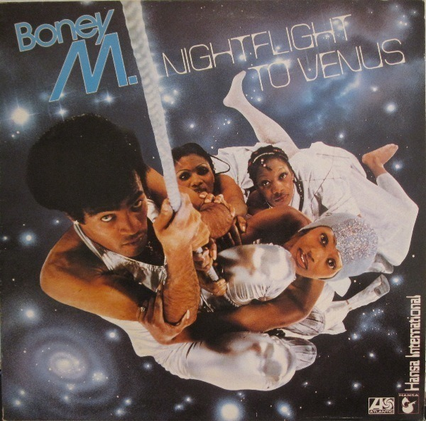 BONEY M. - Nightflight To Venus - Maxi x 1