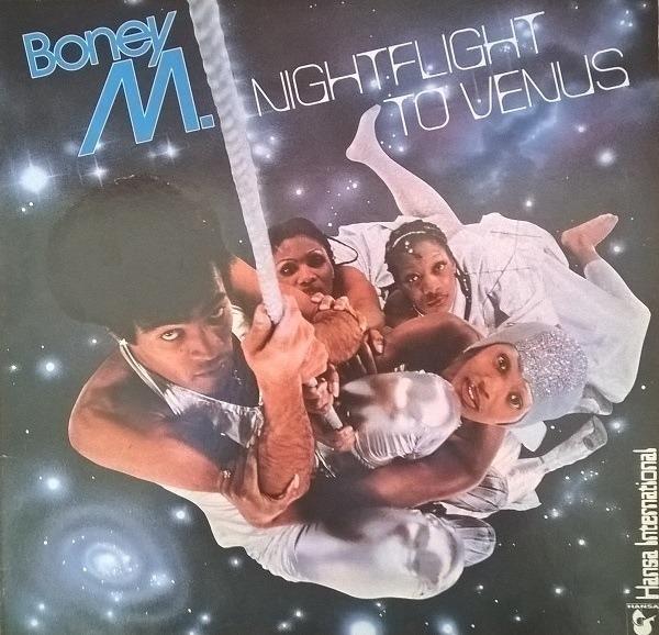 BONEY M. - Nightflight To Venus (GATEFOLD) - 33T