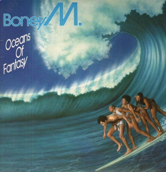 BONEY M. - Oceans Of Fantasy (THIRD EDITION) - 33T