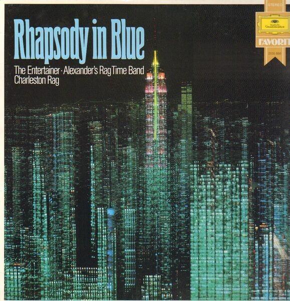 Boston Pops Orchestra, Arthur Fiedler Rhapsody in Blue - The Entertainer, Alexanders's Rag Time Band, Charleston Rag
